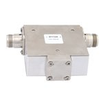 Isolator N Female With 17 dB Isolation From 1.7 GHz to 2.2 GHz Rated to 10 Watts