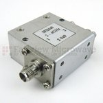 Isolator SMA Female With 18 dB Isolation From 2 GHz to 4 GHz Rated to 10 Watts