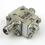 Isolator 2.92mm Female With 14 dB Isolation From 26.5 GHz to 40 GHz Rated to 5 Watts