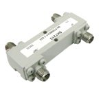 SMA 90 Degree Hybrid Coupler From 1 GHz to 2 GHz Rated To 50 Watts