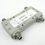 SMA 90 Degree Hybrid Coupler From 2 GHz to 18 GHz Rated To 50 Watts