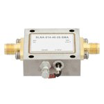 40 dB Gain 1.5 dB NF Low Noise High Gain Amplifier Operating From 1.2 GHz to 1.4 GHz with 15 dBm P1dB and SMA
