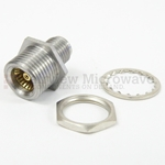 SMA Female to BMA Jack Bulkhead Adapter