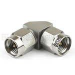 RA 3.5mm Male to 3.5mm Male Adapter