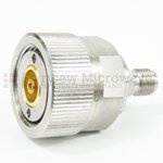Precision SMA Female to 7mm Adapter