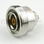 Low PIM SMA Female to 7/16 DIN Female Adapter Low VSWR