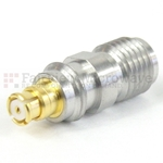 SMA Female to SMP Female Adapter