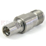 SMA Female to SMP Male Smooth Bore Adapter