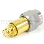 2.4mm Male to SMP Female Adapter