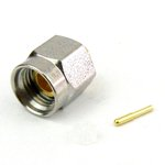2.92mm Male Connector Solder Attachment For RG405, RG405 Tinned, .086 SR Cable