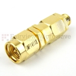 SMA Adjustable Phase Trimmer With an Adjustable Phase of 3.5 Deg. Per GHz From DC to 18 GHz