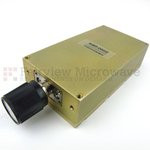 SMA Adjustable Phase Trimmer With an Adjustable Phase of 30 Deg. Per GHz From 18 GHz to 26 GHz
