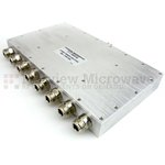 8 Way Power Divider N Connectors From 698 MHz to 2.7 GHz Rated at 5 Watts