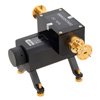 WR-22 Direct Read Waveguide Attenuator with Dial 0 to 60 dB Operationg from 33 GHz to 50 GHz, UG-383/U Round Cover Flange