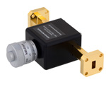 WR-28 Waveguide Phase Shifter 0 to 180 Degree With a UG-599/U Flange From 26.5 GHz to 40 GHz