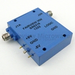 SMA PIN Diode Switch SP1T From 300 MHz to 16 GHz Rated at +23 dBm