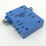 SMA PIN Diode Switch SP1T From 500 MHz to 2 GHz Rated at +23 dBm