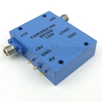 SMA PIN Diode Switch SP1T From 1 GHz to 4 GHz Rated at +23 dBm