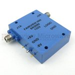 SMA PIN Diode Switch SP1T From 2 GHz to 8 GHz Rated at +23 dBm