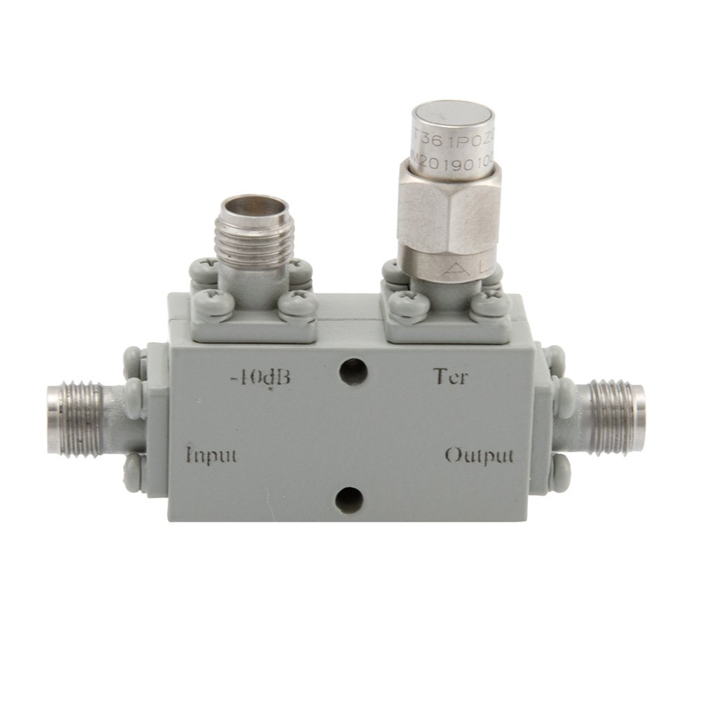 2.92mm Directional Coupler 10 dB 6 GHz to 40 GHz Rated to 30 Watts