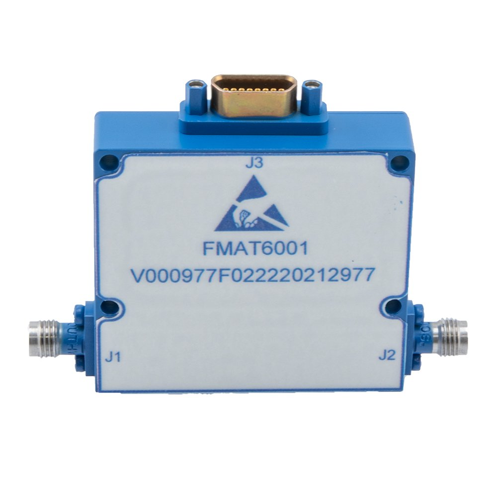 Digitally Controlled Programmable Attenuators Rf Switch Attenuator 0 To 30 Db 10 Bit Ttl Step With A 003 24mm Female From 18 Ghz 40
