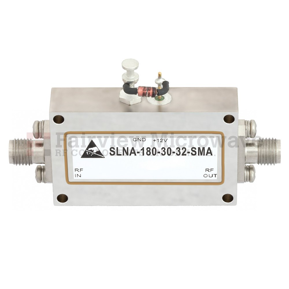 Hi-REL Broadband Amplifiers