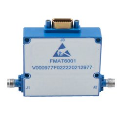 0 to 30 dB 10 Bit Programmable TTL Controlled Step Attenuator With a 0.03 dB Step 2.4mm Female To 2.4mm Female From 18 GHz To 40 GHz high resolution