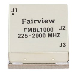 225 MHz to 2 GHz Balun at 50 Ohm to 25 Ohm Rated to 100 Watts in a SMT (Surface Mount) Package high resolution