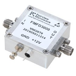 SMA Frequency Divider Divide by 3 Prescaler Module Operating from 100 MHz to 7 GHz high resolution