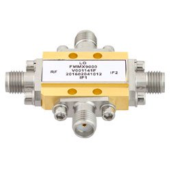 Field Replaceable SMA IQ Mixer From 4 GHz to 8.5 GHz With an IF Range From DC to 3.5 GHz And LO Power of +15 dBm high resolution