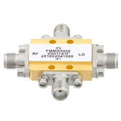 Field Replaceable 2.92mm IQ Mixer From 30 GHz to 38 GHz With an IF Range From DC to 3.5 GHz And LO Power of +17 dBm high resolution
