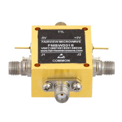 SMA PIN Diode Switch SPDT From 2 GHz to 26.5 GHz Rated at +27 dBm high resolution