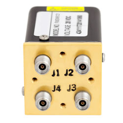 Transfer Failsafe DC to 40 GHz Electro-Mechanical Relay Switch, Indicators, TTL, Diodes, 5W, 28V, 2.92mm high resolution
