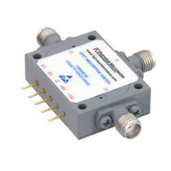 Field Replaceable SMA SPDT PIN Diode Switch Absorptive From 2 GHz to 4 GHz Rated at +30 dBm high resolution
