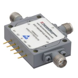 SMA PIN Diode Switch SPDT From 500 MHz to 18 GHz Rated at +20 dBm high resolution