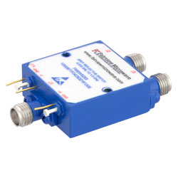 Field Replaceable SMA SPDT PIN Diode Switch From 10 MHz to 1,000 MHz Rated at +20 dBm high resolution