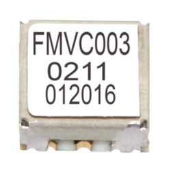 VCO (Voltage Controlled Oscillator) 0.175 inch SMT (Surface Mount), Frequency of 500 MHz to 1,000 MHz, Phase Noise -97 dBc/Hz high resolution