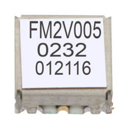 VCO (Voltage Controlled Oscillator) 0.175 inch SMT (Surface Mount), Frequency of 1 GHz to 2 GHz, Phase Noise -90 dBc/Hz high resolution