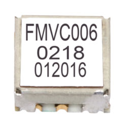VCO (Voltage Controlled Oscillator) 0.175 inch SMT (Surface Mount), Frequency of 2 GHz to 2.75 GHz, Phase Noise -86 dBc/Hz high resolution