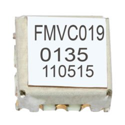 VCO (Voltage Controlled Oscillator) 0.175 inch SMT (Surface Mount), Frequency of 10 GHz to 11 GHz, Phase Noise -72 dBc/Hz high resolution