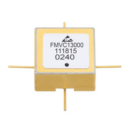 VCO (Voltage Controlled Oscillator) 0.5 inch Hermetic SMT (Surface Mount), Frequency of 10 MHz to 20 MHz, Phase Noise -120 dBc/Hz high resolution