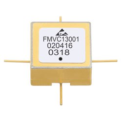 VCO (Voltage Controlled Oscillator) 0.5 inch Hermetic SMT (Surface Mount), Frequency of 18 MHz to 30 MHz, Phase Noise -120 dBc/Hz high resolution