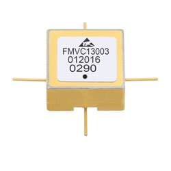 VCO (Voltage Controlled Oscillator) 0.5 inch Hermetic SMT (Surface Mount), Frequency of 30 MHz to 60 MHz, Phase Noise -119 dBc/Hz high resolution