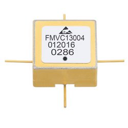 VCO (Voltage Controlled Oscillator) 0.5 inch Hermetic SMT (Surface Mount), Frequency of 40 MHz to 80 MHz, Phase Noise -117 dBc/Hz high resolution
