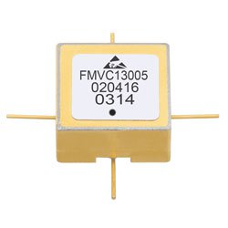 VCO (Voltage Controlled Oscillator) 0.5 inch Hermetic SMT (Surface Mount), Frequency of 40 MHz to 100 MHz, Phase Noise -118 dBc/Hz high resolution