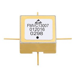 VCO (Voltage Controlled Oscillator) 0.5 inch Hermetic SMT (Surface Mount), Frequency of 60 MHz to 120 MHz, Phase Noise -114 dBc/Hz high resolution