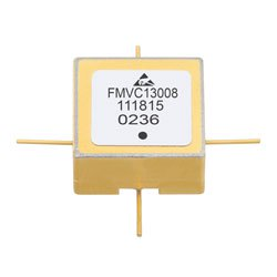 VCO (Voltage Controlled Oscillator) 0.5 inch Hermetic SMT (Surface Mount), Frequency of 75 MHz to 150 MHz, Phase Noise -110 dBc/Hz high resolution