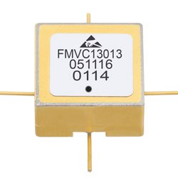 VCO (Voltage Controlled Oscillator) 0.5 inch Hermetic SMT (Surface Mount), Frequency of 1.2 GHz to 1.8 GHz, Phase Noise -89 dBc/Hz high resolution