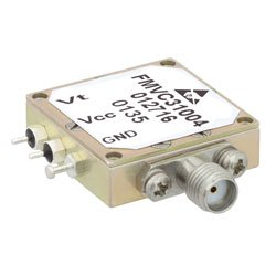 VCO (Voltage Controlled Oscillator) Frequency of 40 MHz to 100 MHz, Phase Noise -118 dBc/Hz and SMA high resolution