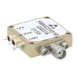 VCO (Voltage Controlled Oscillator) Frequency of 400 MHz to 800 MHz, Phase Noise -94 dBc/Hz and SMA high resolution